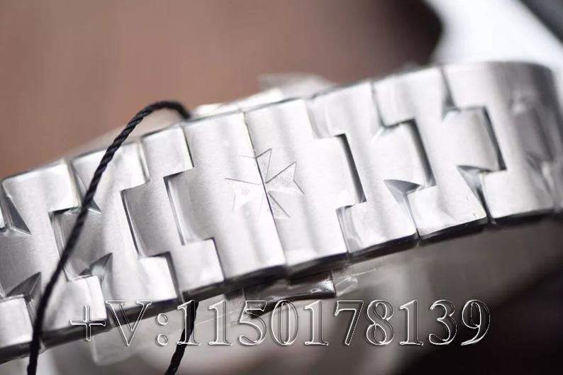 TWA江诗丹顿纵横四海多功能47450钢带款,会不会一眼假?
