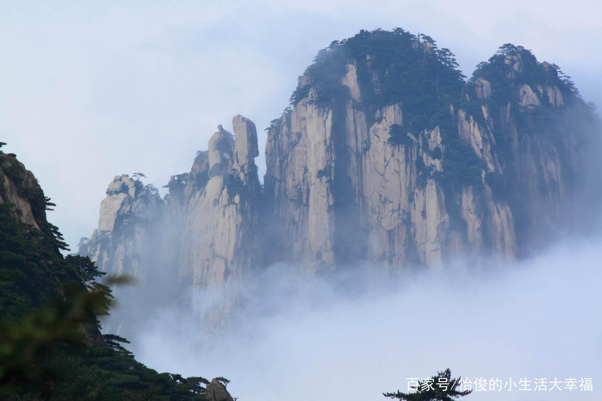 安徽黄山旅游景点的简介
