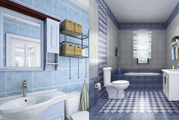 地中海风格浴室特点 地中海风格浴室装修效果案例