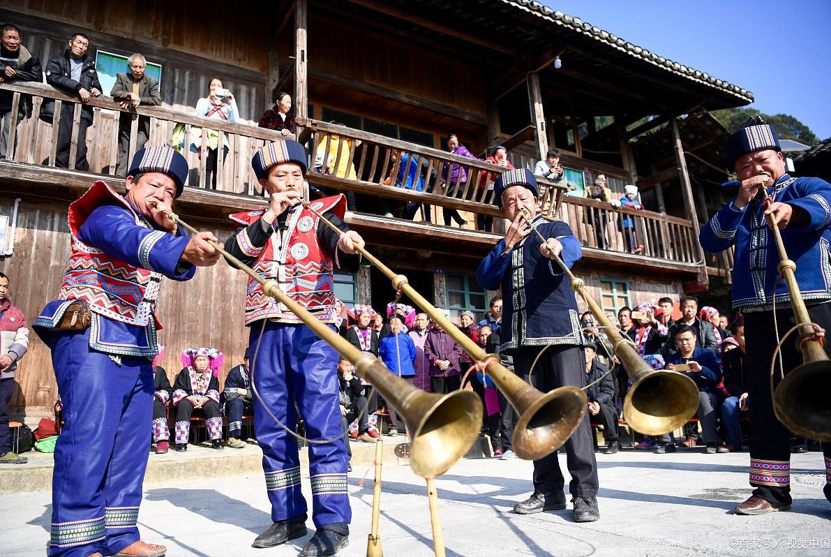 盘瓠是瑶族的祖先,也是金秀瑶族的盘王节的根本