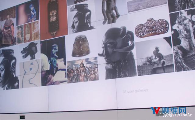 谷歌Arts利用AR实验探索艺术、科技交汇之美 AR资讯