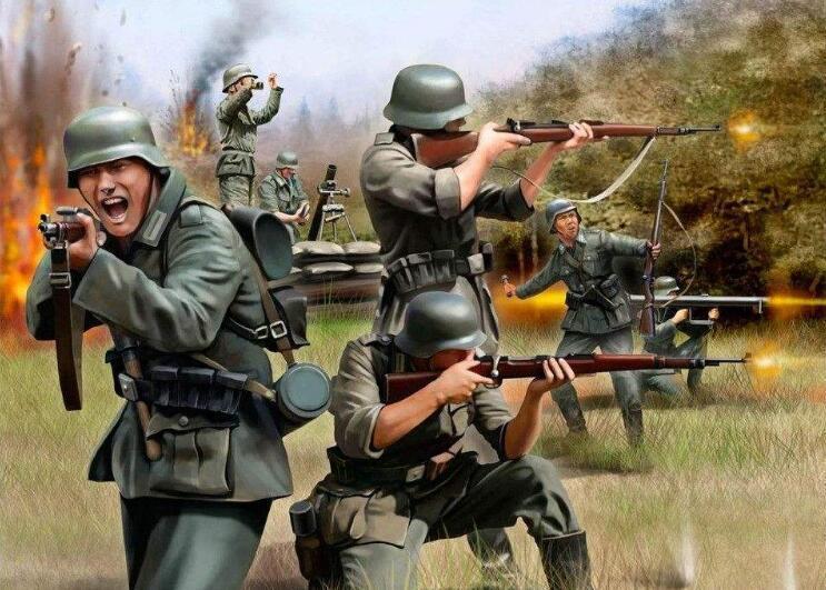 为什么有人说二战中的英国,输的比德国更惨?-