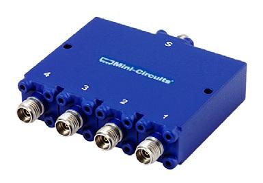 MiniCircuits射频微波新产品发布