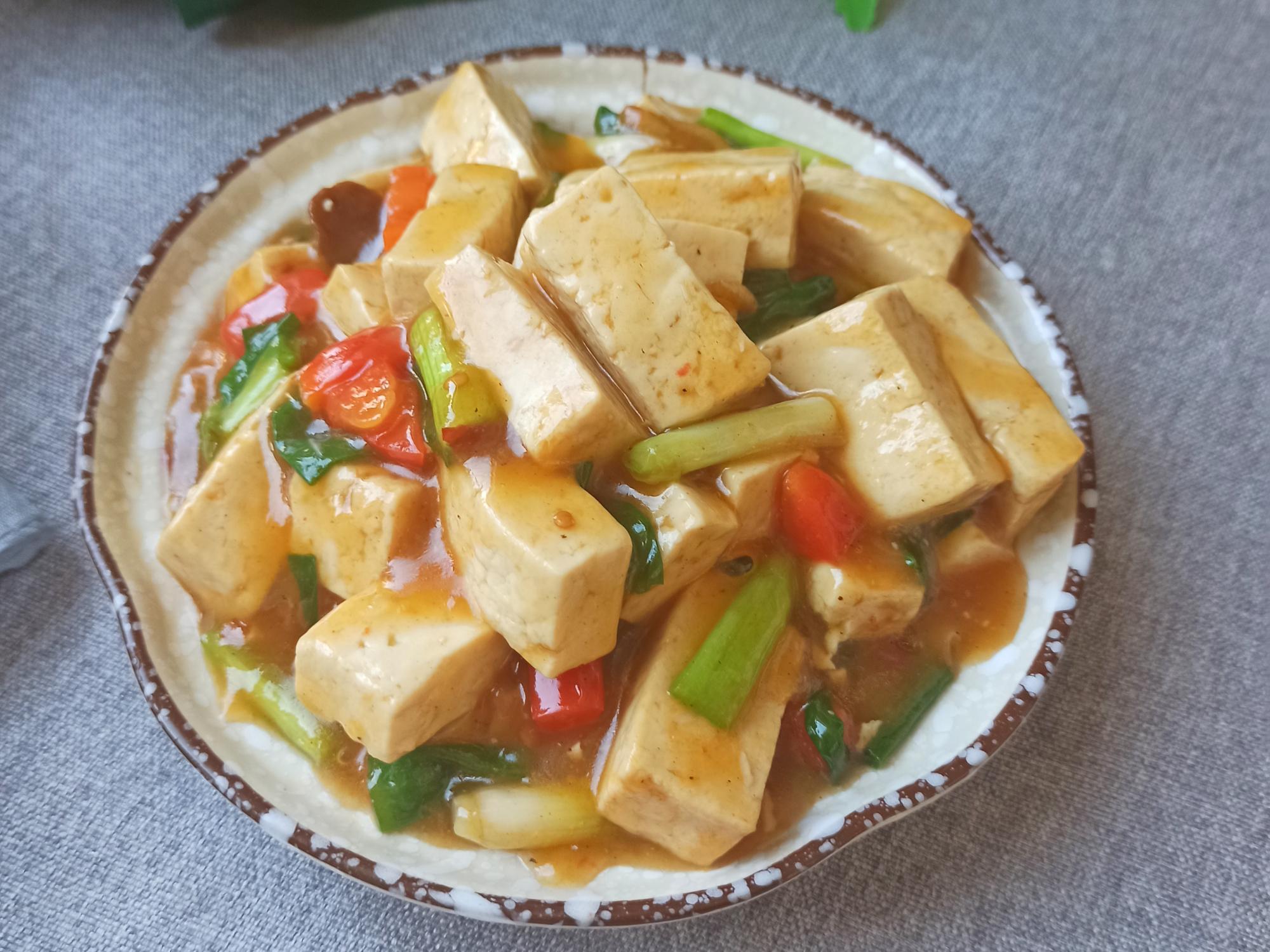 试一试这种做法,让豆腐好吃100倍,滑嫩入味,孩子天天嚷着要吃