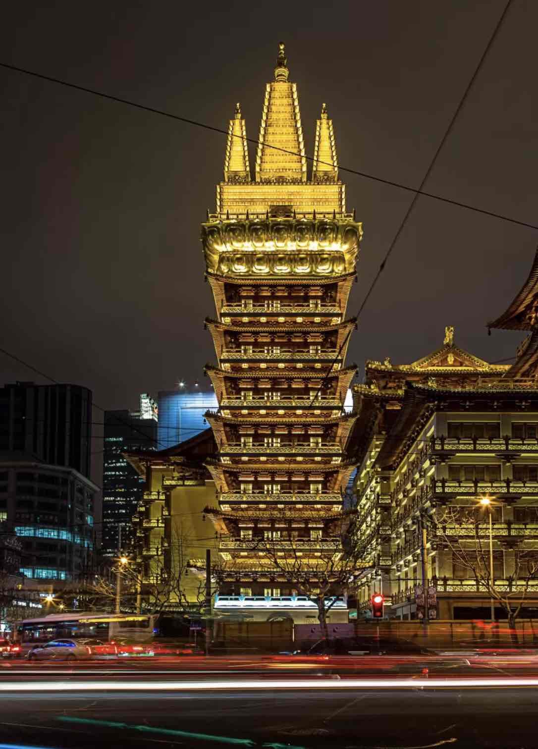 上海城隍庙和静安寺,哪个更适合年轻人去? 上海 静安寺 旅游问答  第3张