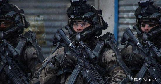未来战争必备!AR技术让军队实力再上一个台阶 AR资讯 第1张