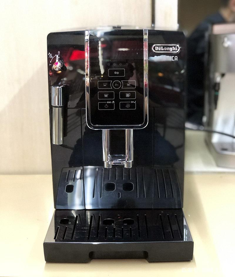 德龙咖啡机评测全自动咖啡机ECAM350.15