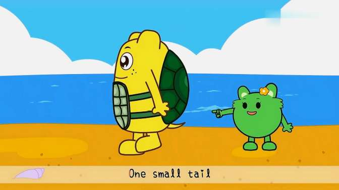 乌龟的英语怎么读:Turtle,来学习乌龟的英文说唱吧
