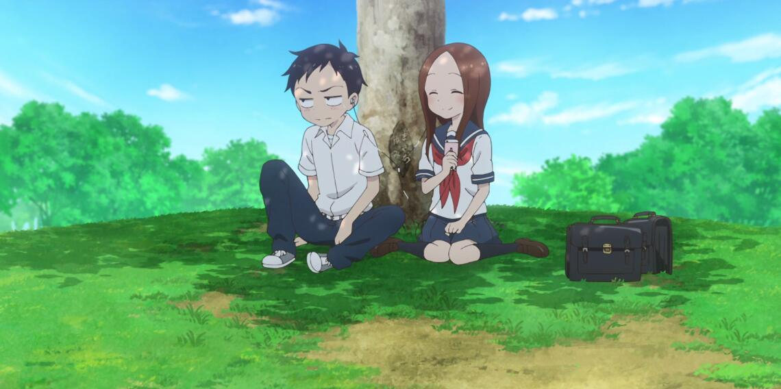擅长捉弄的高木同学第二季 第10话 擅长捉弄的高木同学第二季 动画在线 第1张