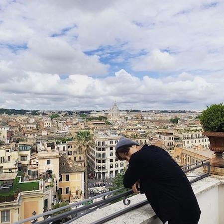 EXO的金钟仁在INS公开了如同写真照片般的日常生活