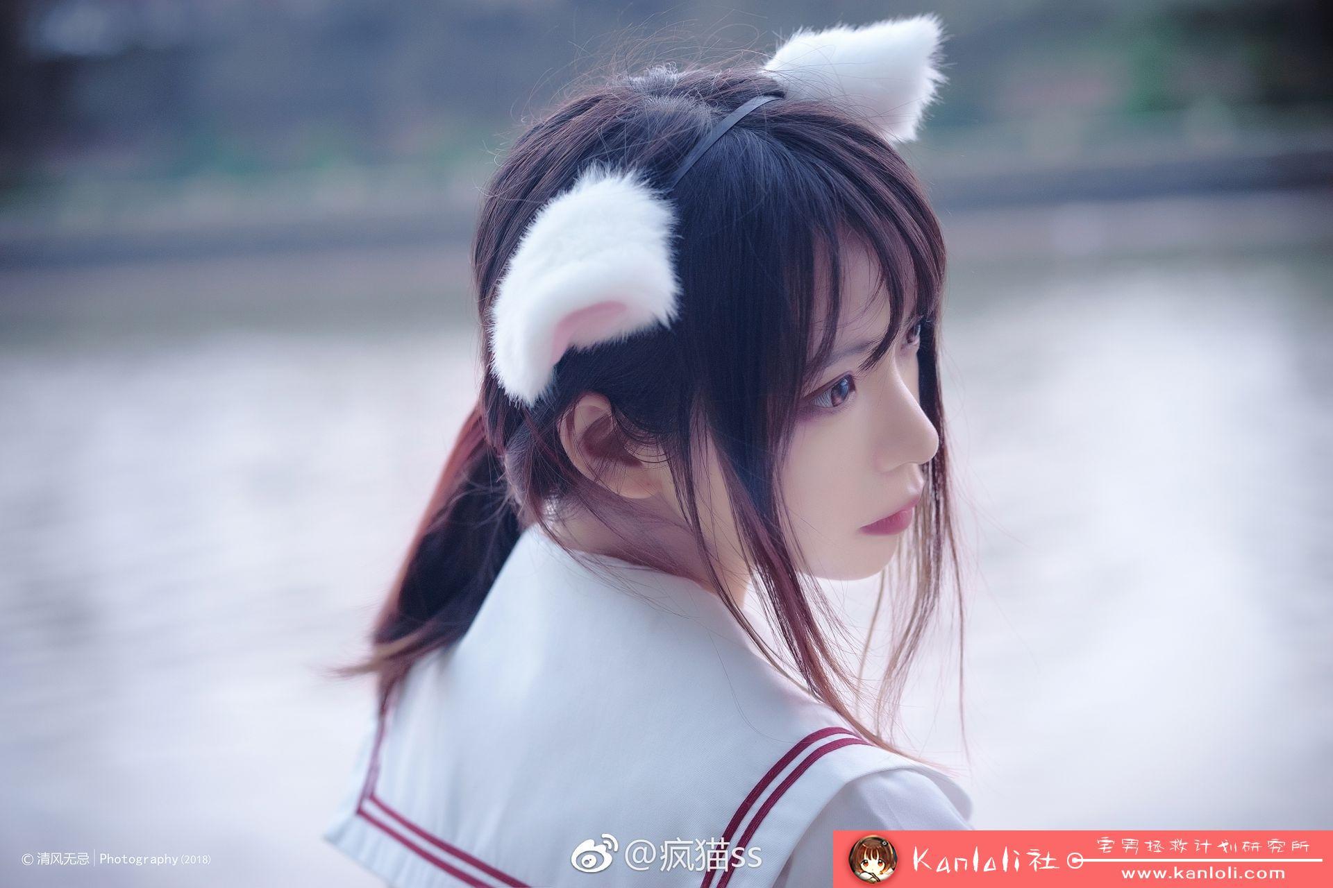 【疯猫ss】疯猫ss写真-FM-006 可爱性感的黑丝萝莉 [9P]