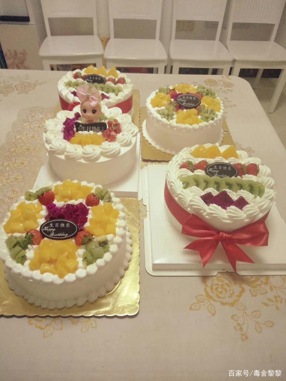 从业几年的经验教你如何做蛋糕