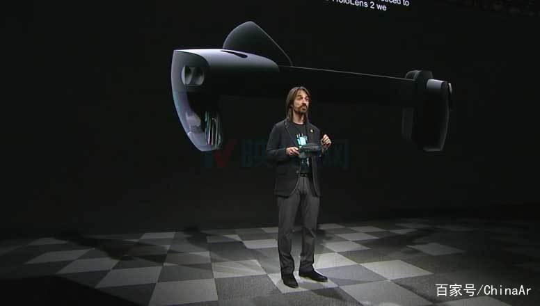 微软HoloLens 2打造下一代AR/MR智能计算平台