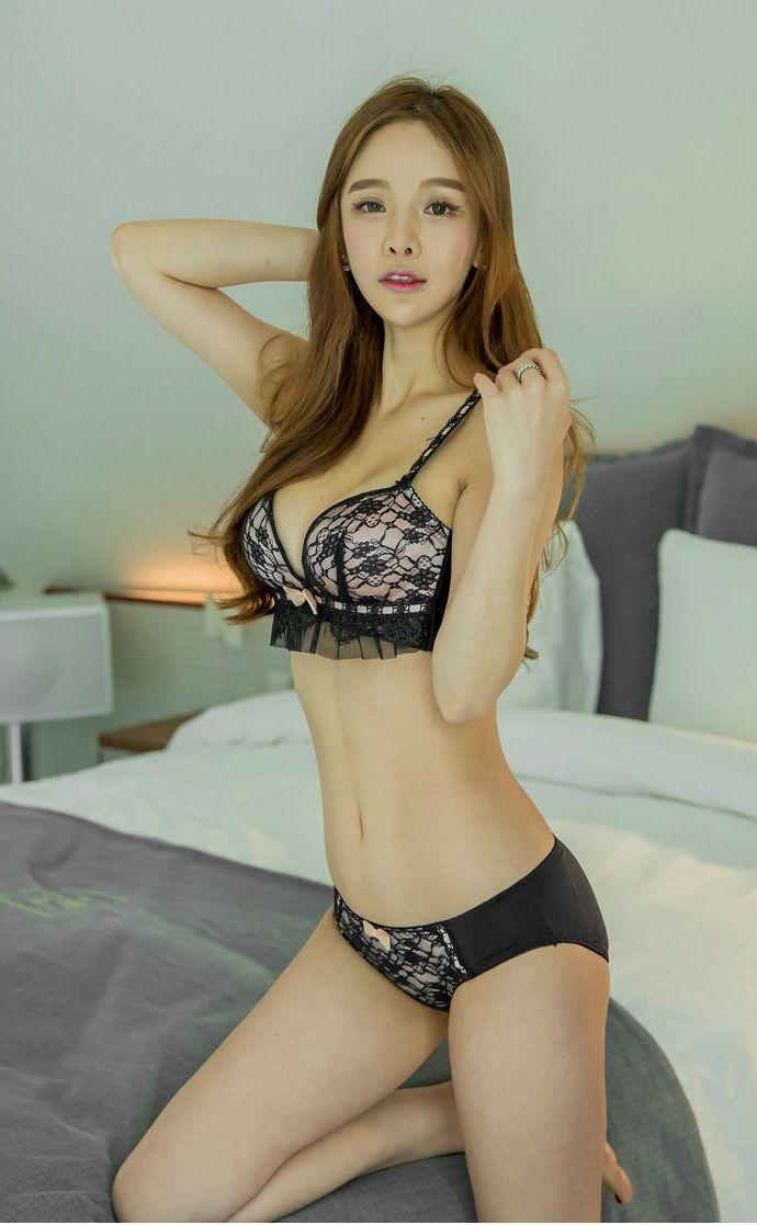 韩国魅惑内衣 韩国魅惑内衣模特 HV-HV-内衣-乐多美图网