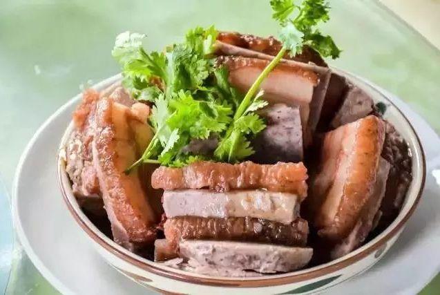 瑶族的星子扣肉,只有在重大节日才能看到的美食