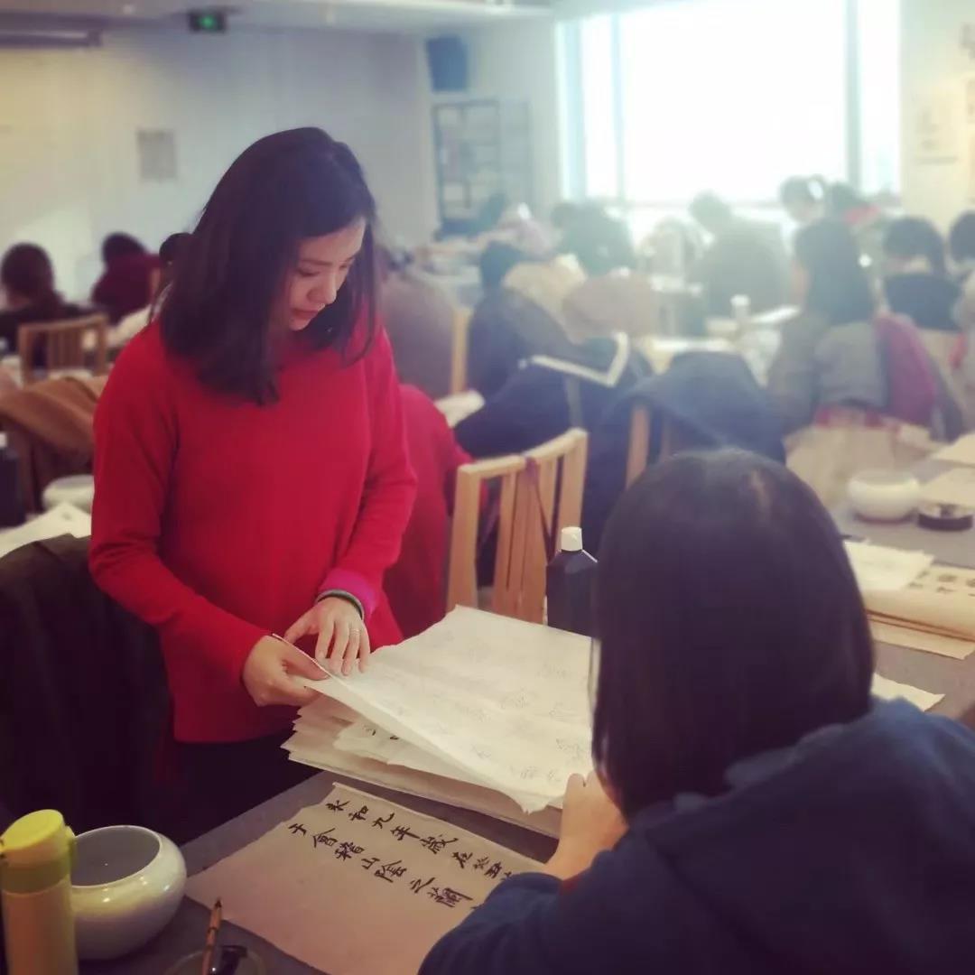 深入的快乐:记录林曦学生的书法学习小记