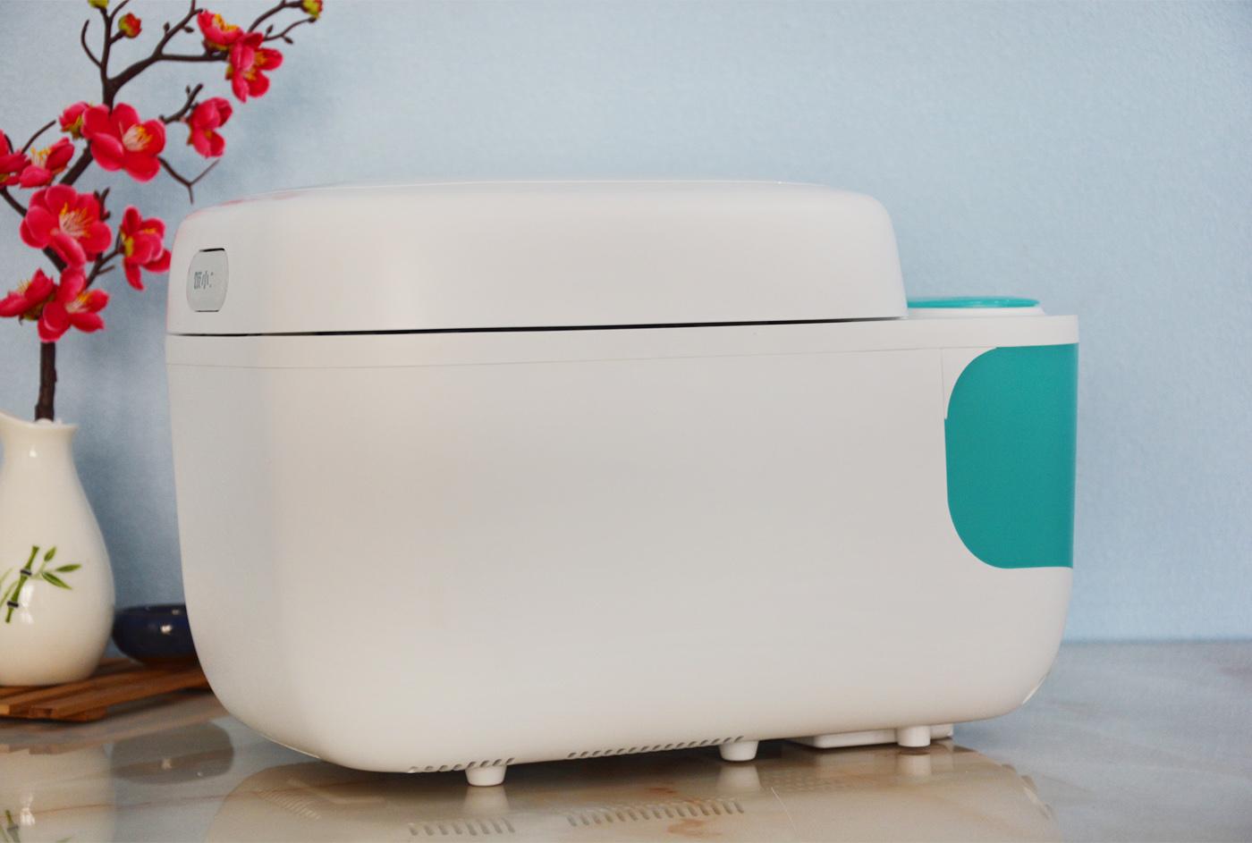 小米新品,饭小二推出全球首款全自动煮饭机器人,重新定义煮饭