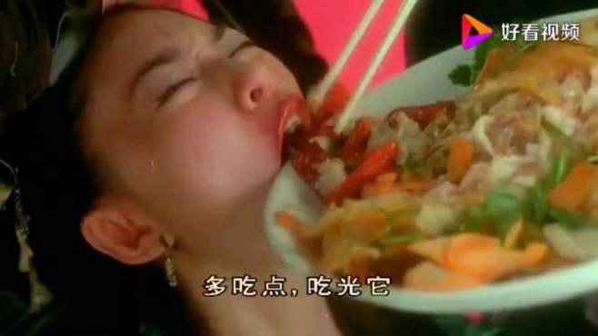 得罪贵妃的下场,秀女被逼将水煮鱼连汤带水吃下,看着都辣!