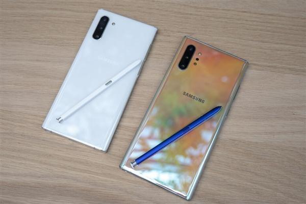 三星Note10+ 5G版正式发布,价格更便宜,你还买iPhoneXS Max吗?