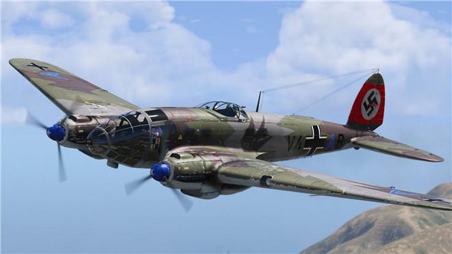 二战时,德军领袖称He111轰炸机是耗油的垃圾,中国竟购买了8架?