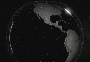 """闯入夜空的""""星链"""""""
