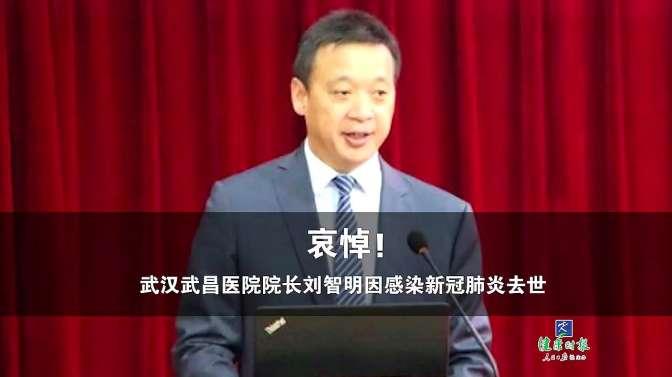 协和医疗队队长李太生披露刘智明院长救治过程