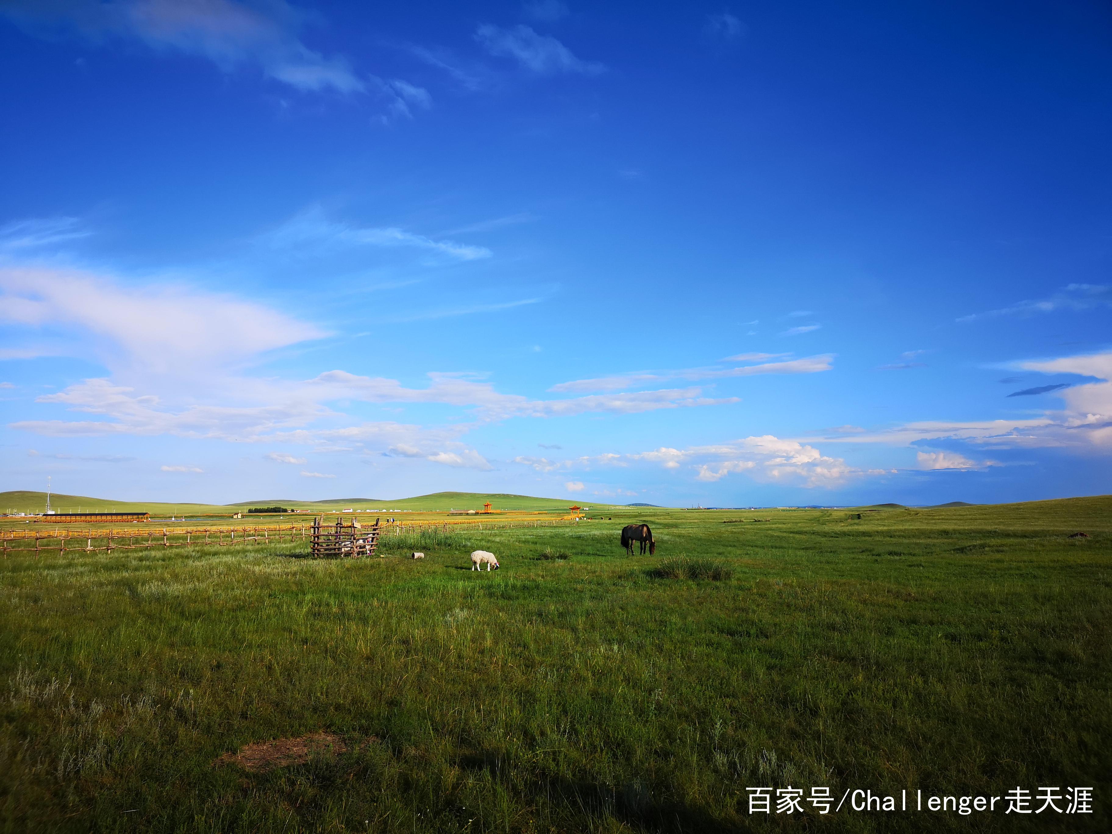 内蒙古锡林郭勒盟自驾游要这样玩—1行程安排