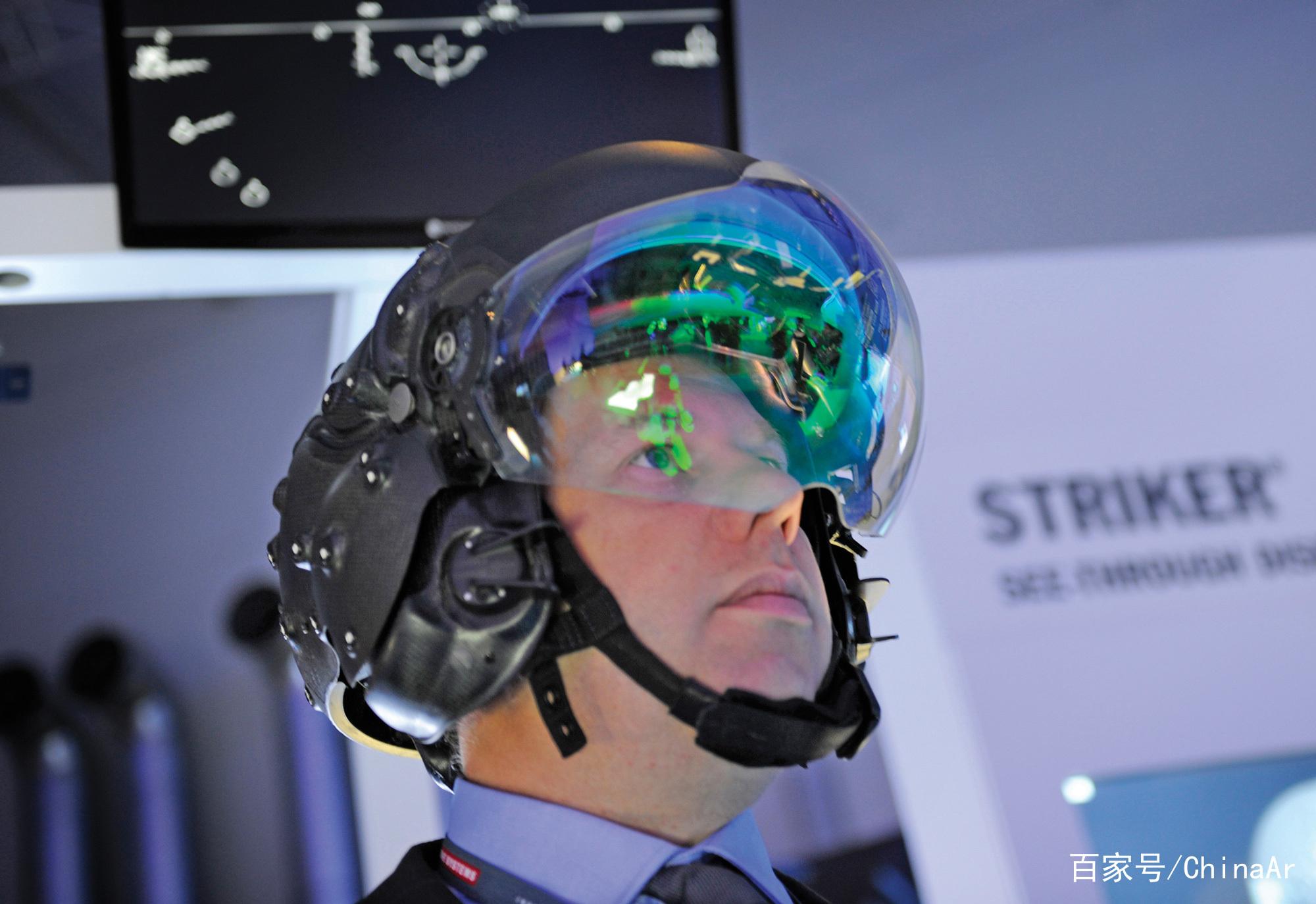 把AR技术应用到战斗机飞行上 让科幻变成现实 AR资讯 第2张