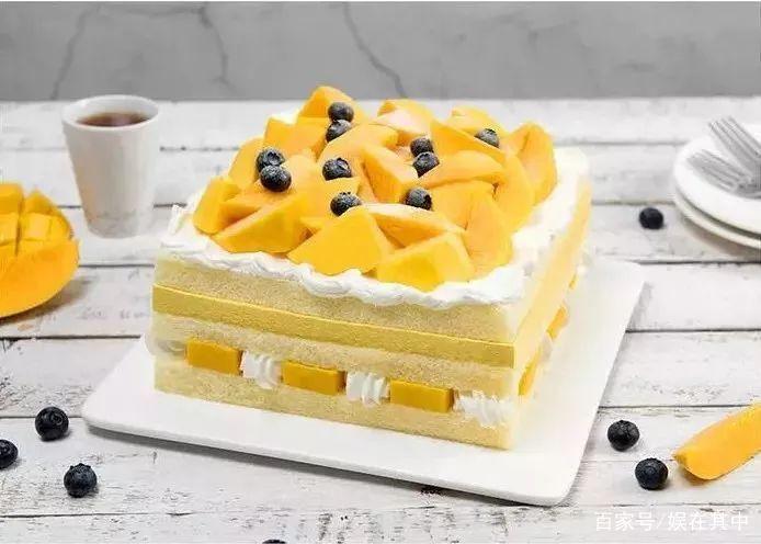 尝一口奶油蛋糕就是最简单的幸福味道,每一款蛋糕都是少女收割机