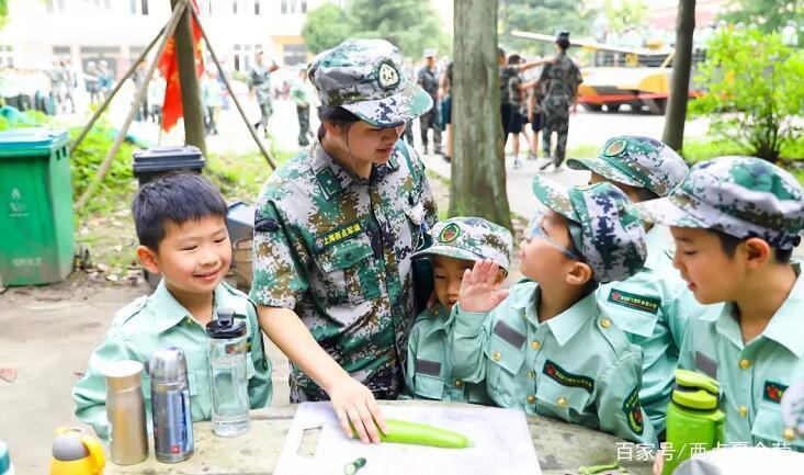 上海西点军事夏令营第一期营程第5天训练内容回顾