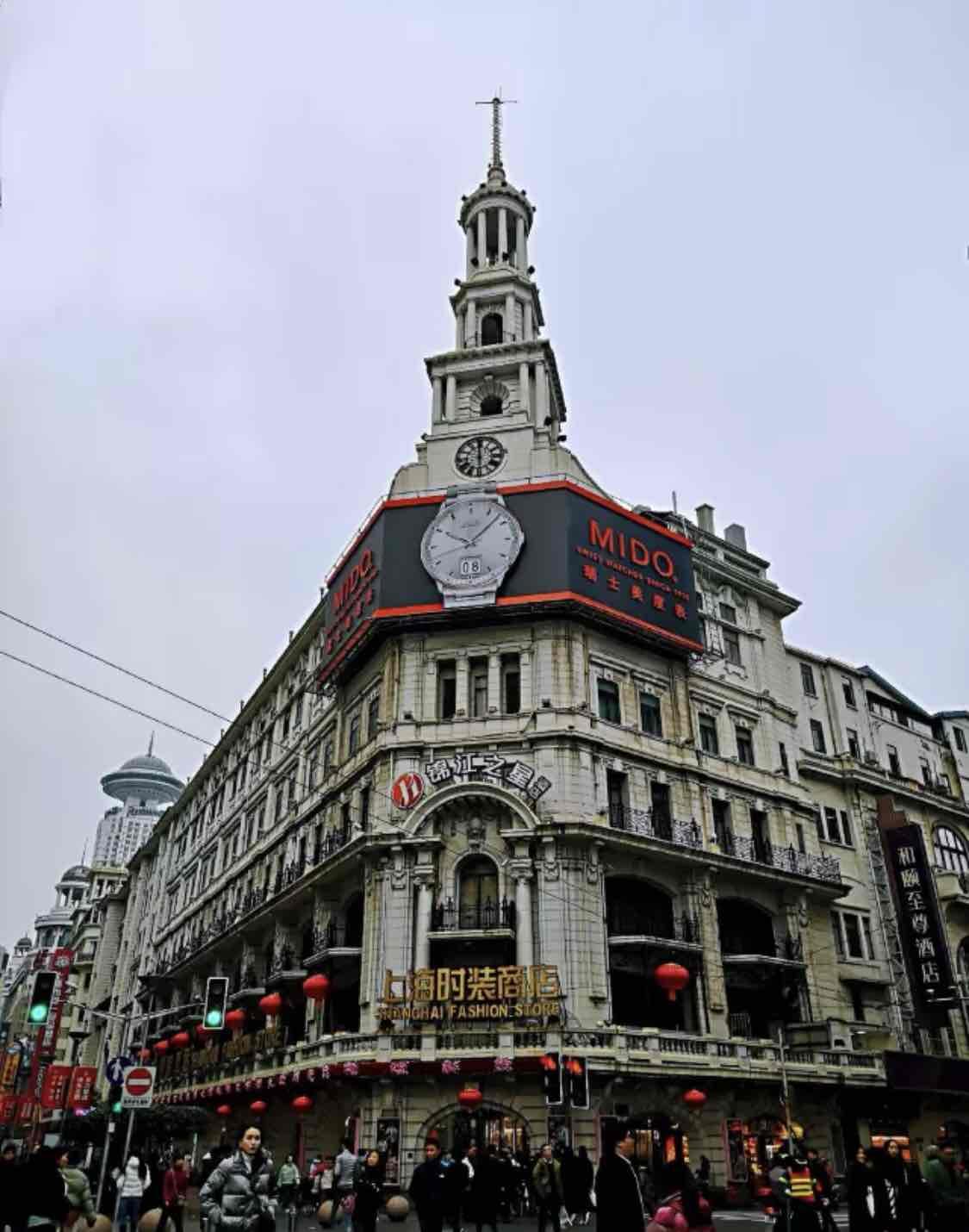上海有哪些步行街适合散步?自己可以边走边听歌,感受城市氛围~ 建筑 旅游问答  第2张