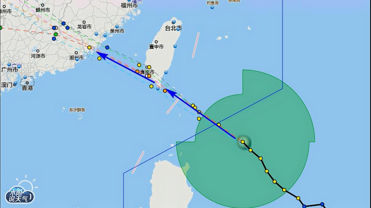 还在加强,台风白鹿即将登陆我国,这些区域需重点防范