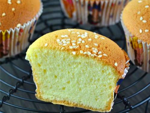 《芳姐蛋糕学习堂》:童年记忆,无水蛋糕,制作时无需蛋清分离