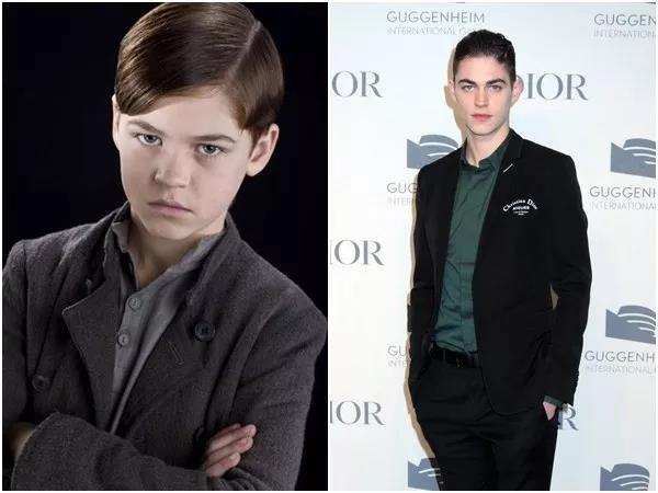 《哈里波特》小伏地魔竟没长残?10年后变成整部剧最帅的小孩!