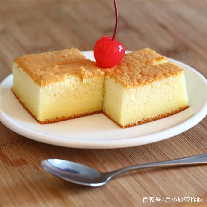 简单又美味的家庭蛋糕做法,家里宝宝超爱吃