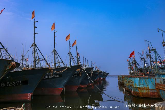 中国北方最大的渔港,竟在山东!开海时节海鲜超多超便宜