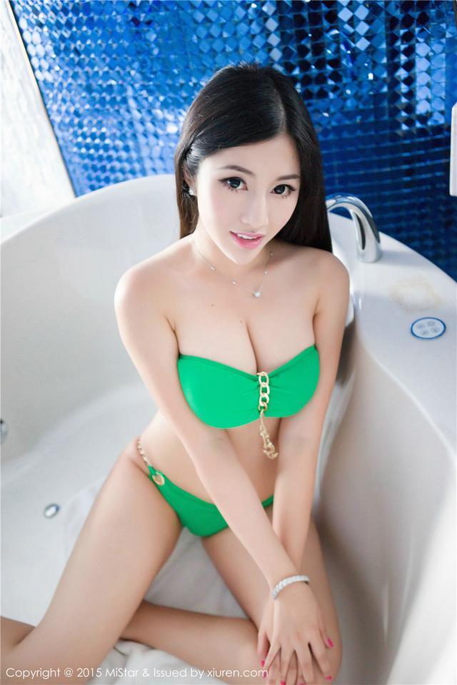[魅妍社]绝色人体模特嘉嘉Tiffany私房艺术写真图片VO