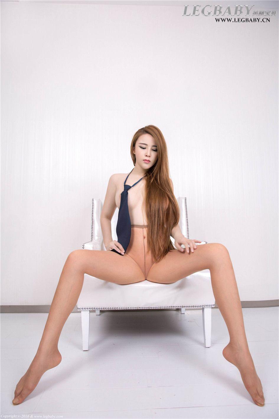 [美腿宝贝] 高跟丝袜美腿ol若兮 NO.009 极品写真图