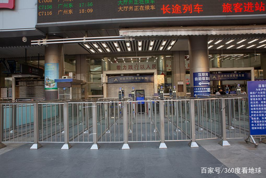深圳第一座火车站,距今109年,完全没有现代化的感觉