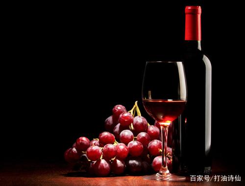 每日一首打油诗《葡萄美酒》