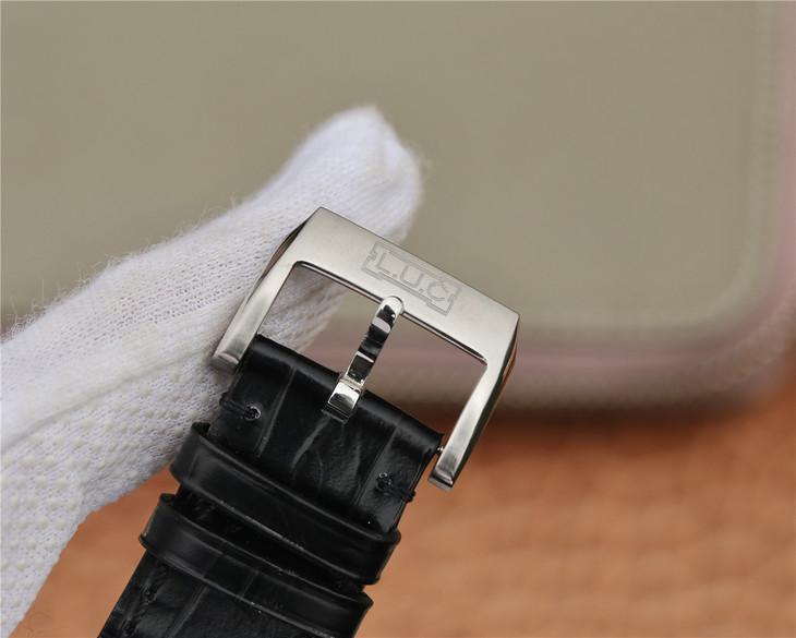 一表两用!萧邦L.U.C系列161923-1001怀表,完美复刻