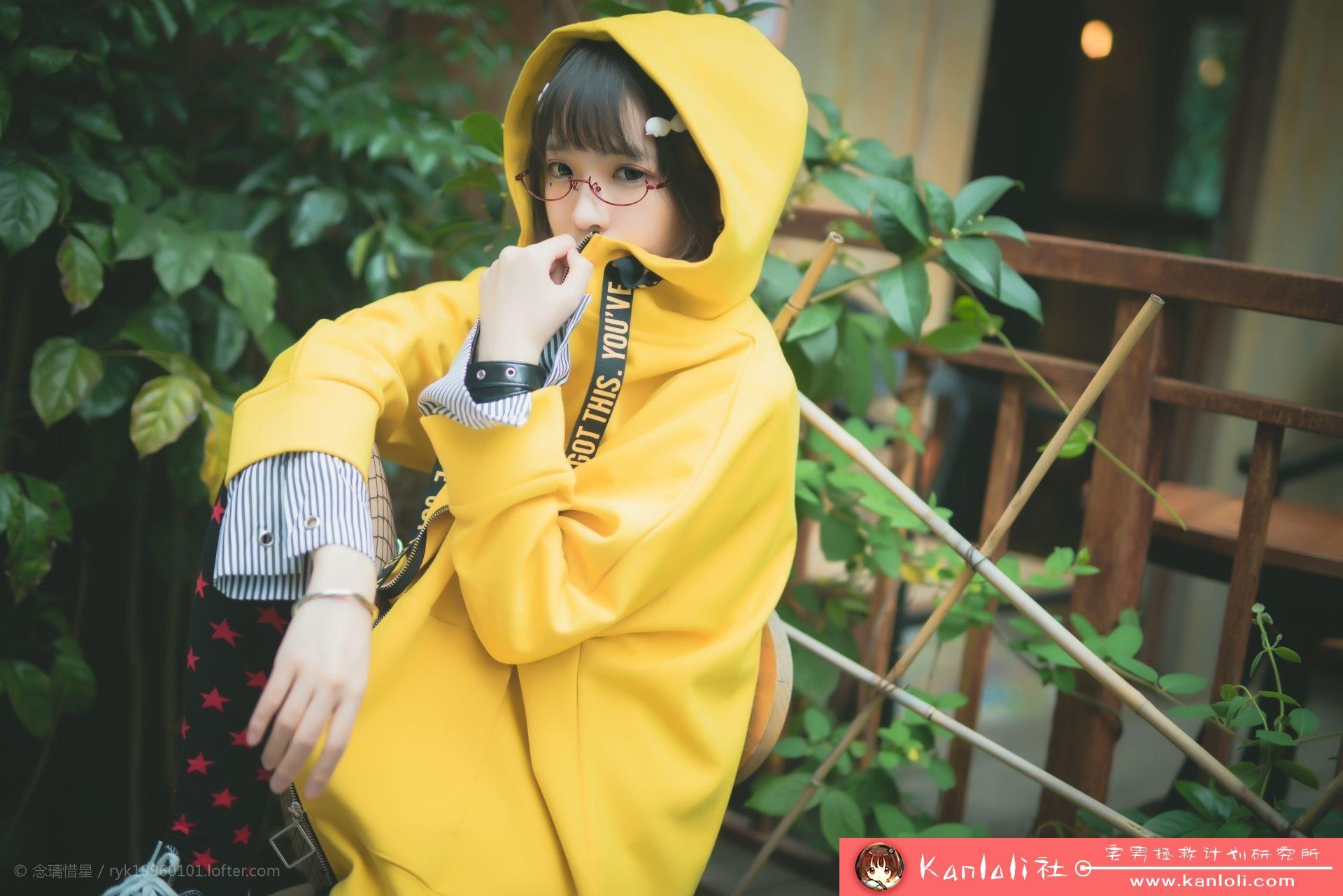 【疯猫ss】疯猫ss写真-FM-032 暗黑搭配 [18P]