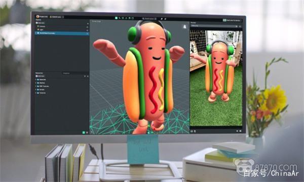 Snap宣布Lens Creative Partners计划,推动AR滤镜商业化 AR资讯