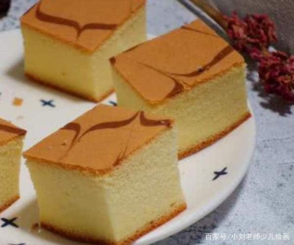做一款酸奶戚风蛋糕,吃完还想吃
