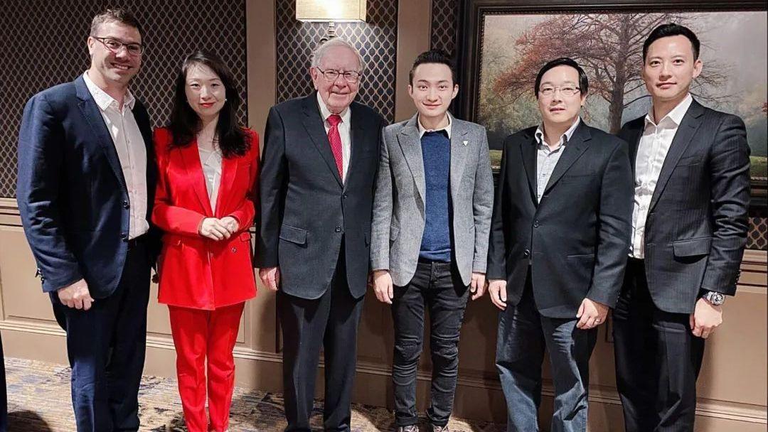孙宇晨遭巴菲特打脸,460万美元的午饭费将捐给旧金山穷人