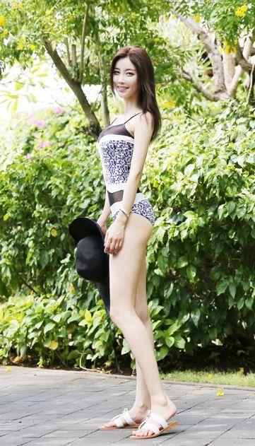 韩国八大泳装模特比基尼美图乐多美女网整理第26期