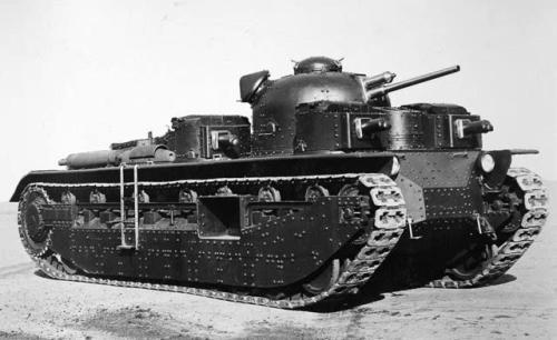 """1号坦克:坦克仅5.4吨,却造就二战德军的""""无敌""""-"""