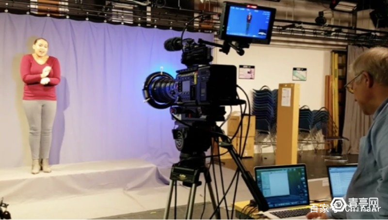 BBC科研人员竟用AR将手语解说员搬出屏幕 AR资讯 第4张
