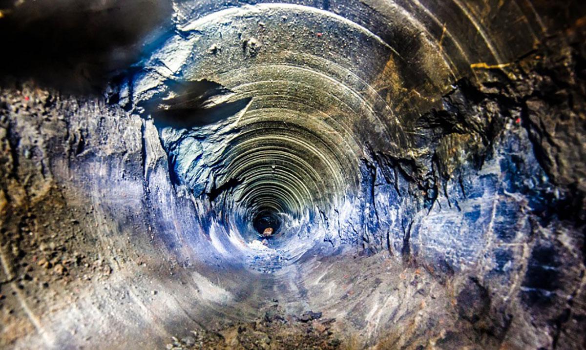 地底世界真的存在吗?当我们从世界最深的一口井往下探索时
