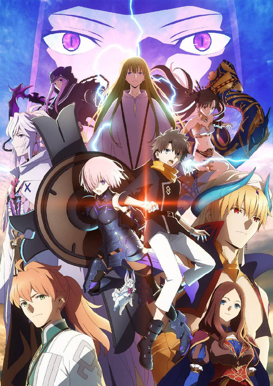 Fate Grand Order 绝对魔兽战线巴比伦尼亚 PV2 Fate Grand Order ACG资讯